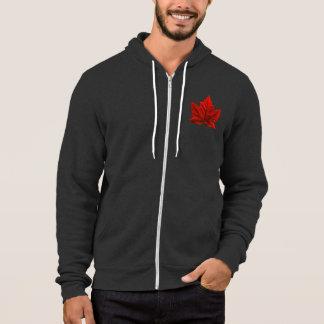 Kanadahoodie-Kanada-Flaggen-mit Kapuze Jacke