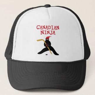 Kanadier Ninja Truckerkappe