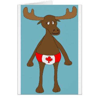 Kanadier, wie? karte