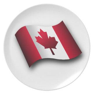 Kanadisch Party Teller