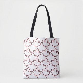 Kanadische Ahorn-Blatt-Taschen-Tasche Tasche