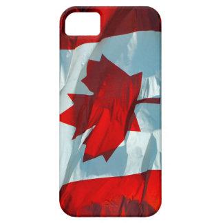 Kanadische Flagge O'Canada Nordamerika patriotisch iPhone 5 Hüllen