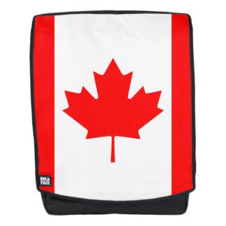 Kanadische Flagge Rucksack