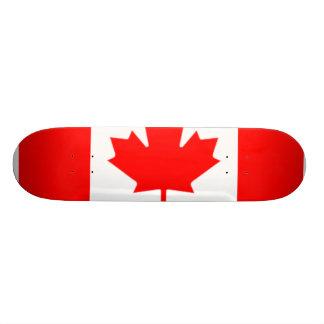 kanadische Flagge Individuelles Skateboard