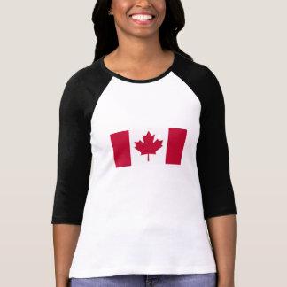 Kanadische Flagge T-Shirt