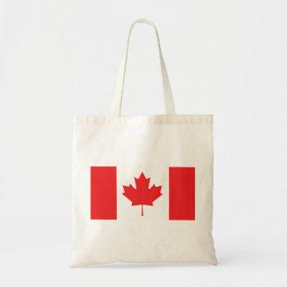 Kanadische Flagge Tragetasche