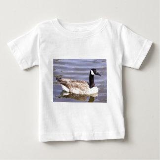Kanadische Gänse Baby T-shirt