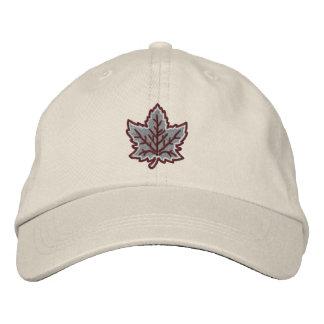 Kanadische Jahrestags-Stickerei Kanada Bestickte Kappe