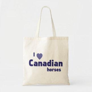 Kanadische Pferde Tragetasche