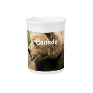 Kanadischer Graubär Krug