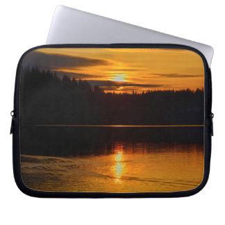 Kanadischer Natur-LandschaftCariboo Laptopschutzhülle