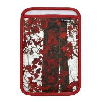Kanadisches Ahorn-Blätter des iPad Mini Sleeve