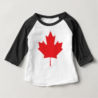 Kanadisches Ahornblatt Baby T-shirt