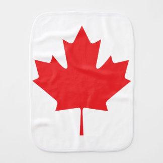Kanadisches Ahornblatt Spucktuch