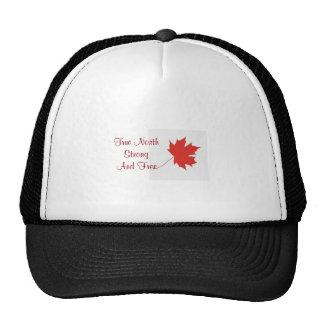Kanadisches Ahornblatt Trucker Kappe