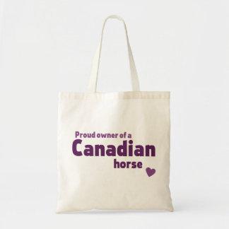 Kanadisches Pferd Tragetasche