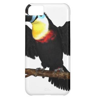 Kanal-Berechnetes Toucan iPhone 5C Hüllen