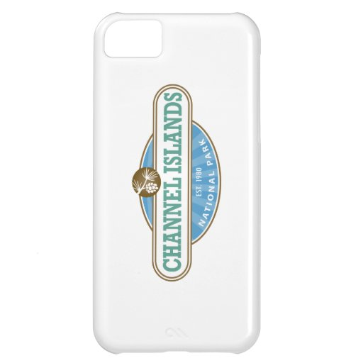 Kanal-Insel-Nationalpark iPhone 5C Cover