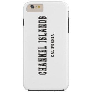 Kanal-Inseln Kalifornien Tough iPhone 6 Plus Hülle