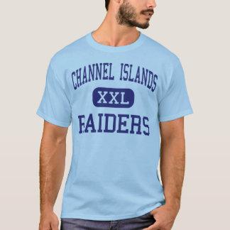 Kanal-Inseln - Räuber - hoch - Oxnard T-Shirt