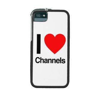 Kanäle der Liebe I Hüllen Für iPhone 5/5S