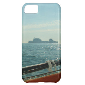 Kanalfähre vom Ruderhaus iPhone 5C Cover