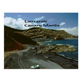 Kanarische Inseln Lanzarote Postkarte