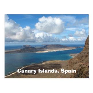 Kanarische Inseln, Spanien Postkarte