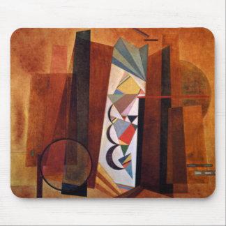 Kandinsky Entwicklung in abstrakter Malerei Browns Mousepad