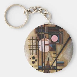 Kandinsky erwich Bau Schlüsselanhänger