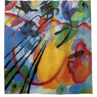Kandinsky - Improvisation 26 (Rudersport) Duschvorhang