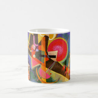 Kandinsky in der blauen Tasse