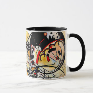 Kandinsky - Throughgoing Linie Tasse