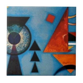 Kandinsky weich stark abstrakt keramikfliese