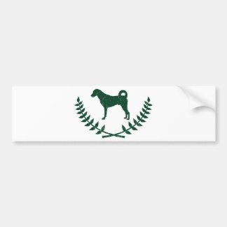 Kangal Hund Autoaufkleber