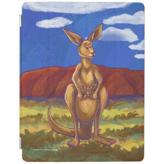 Känguru-Elektronik iPad Hülle