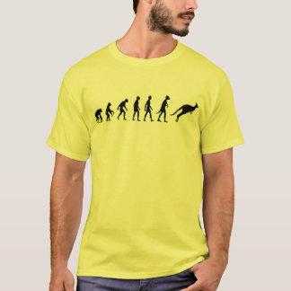 KÄNGURU-EVOLUTIONS-WEG T-Shirt