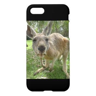 Känguru iPhone 7 glatter Fall iPhone 8/7 Hülle