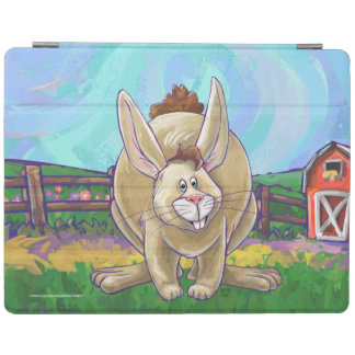Kaninchen-Elektronik iPad Hülle