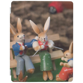 Kaninchen-Familie Ostern iPad Smart Cover