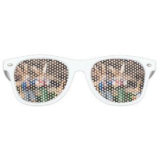 Kaninchen-Familie Ostern Sonnenbrille