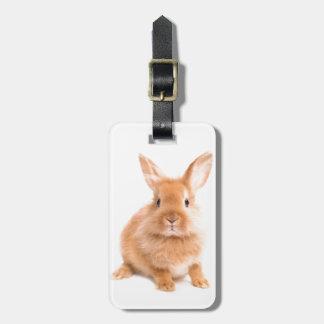 Kaninchen Koffer Anhänger