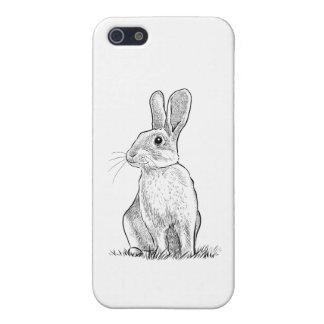 Kaninchen-Telefon-Kasten 5/5s iPhone 5 Cover