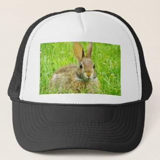 Kaninchen Truckerkappe