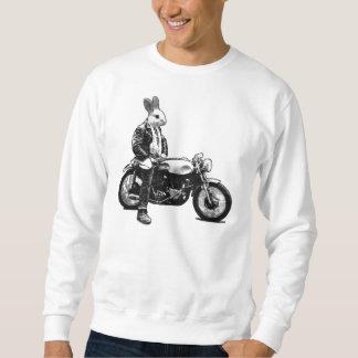 Kaninchenradfahrer Sweatshirt