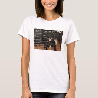 Kann einem Pitbull nicht vertrauen T-Shirt