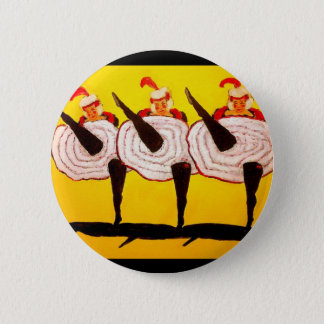 Kann einmachen runder button 5,7 cm