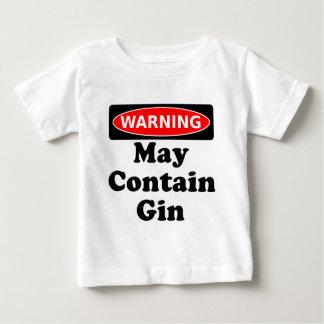Kann Gin enthalten Baby T-shirt