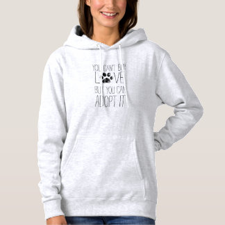 Can't Buy Love Women's Basic Hoodie