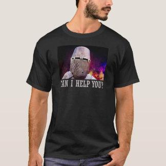 Kann ich helfe Ihnen T-Shirt